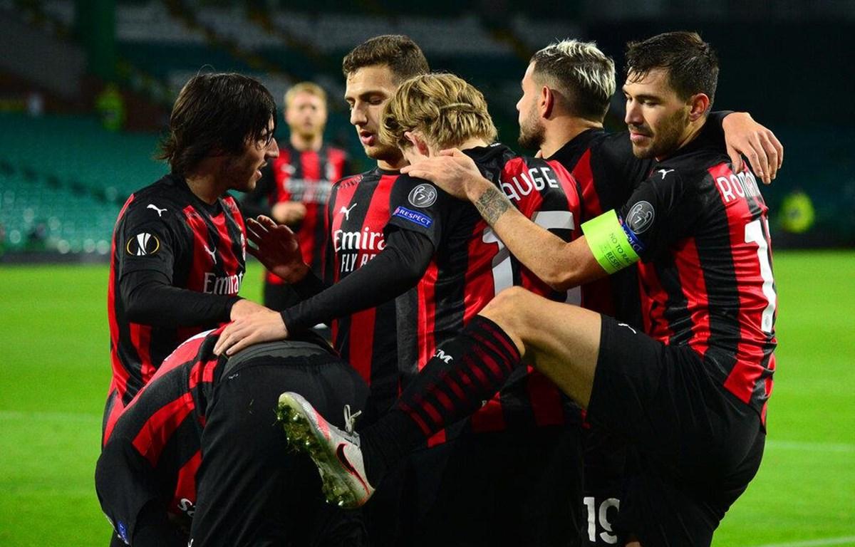 AC Milan thắng trận ngày ra quân. (Nguồn: Getty Images)