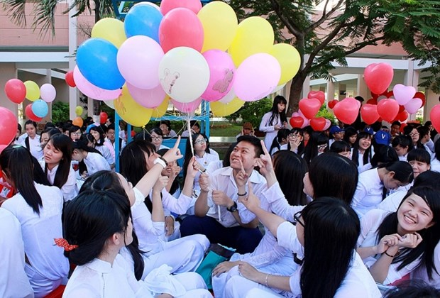 Ha Noi: Dam bao an ninh, an toan truong hoc trong dip Tet Nguyen dan hinh anh 1