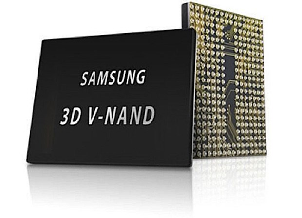 Samsung duy tri vi tri so 1 tren thi truong bo nho NAND flash hinh anh 1