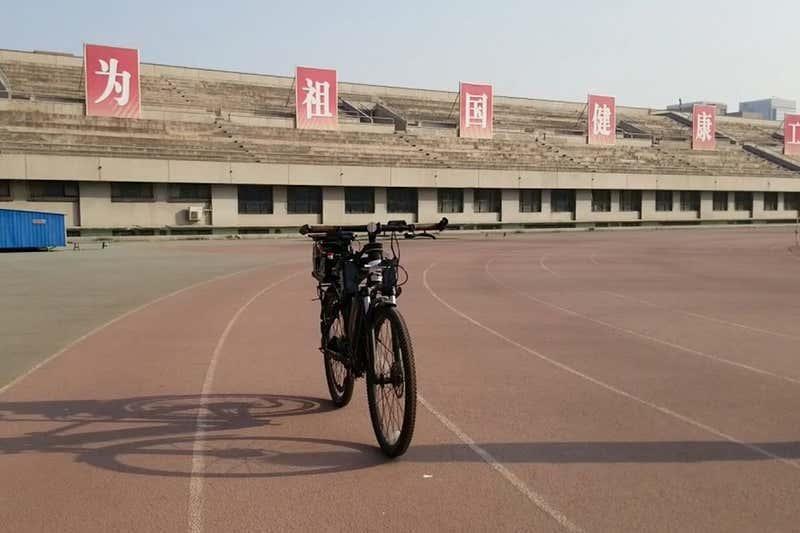 Trung Quốc chế tạo xe đạp tự động sử dụng trí tuệ nhân tạo