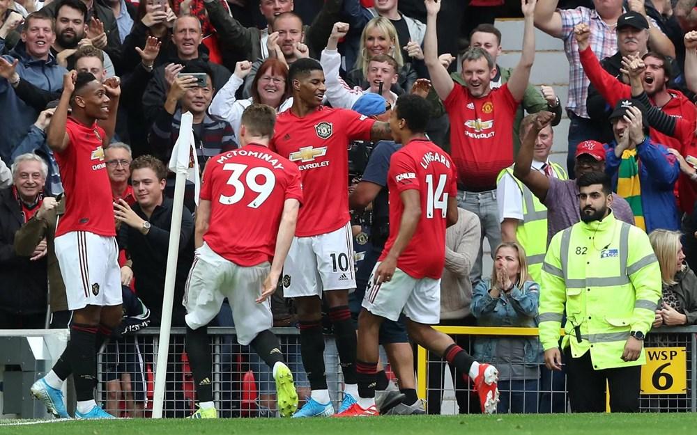 Manchester United khởi đầu bùng nổ nhờ sự xuất sắc của các tân binh