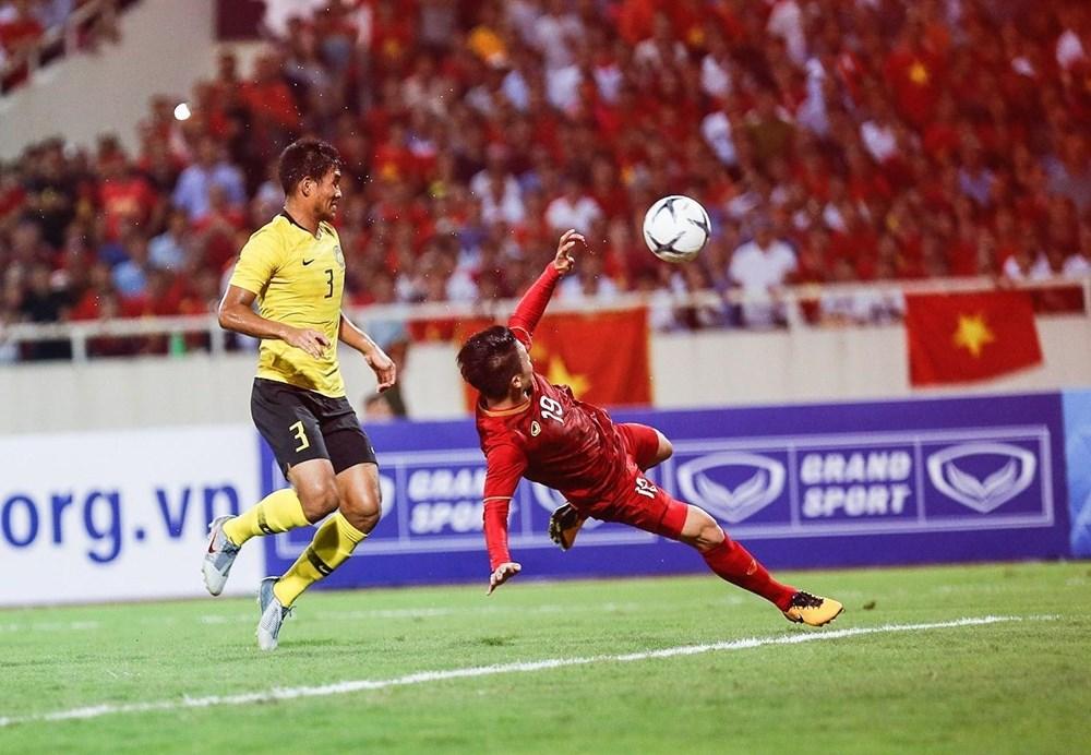 Truyền thông châu Á tán dương chiến thắng của đội tuyển Việt Nam - 1