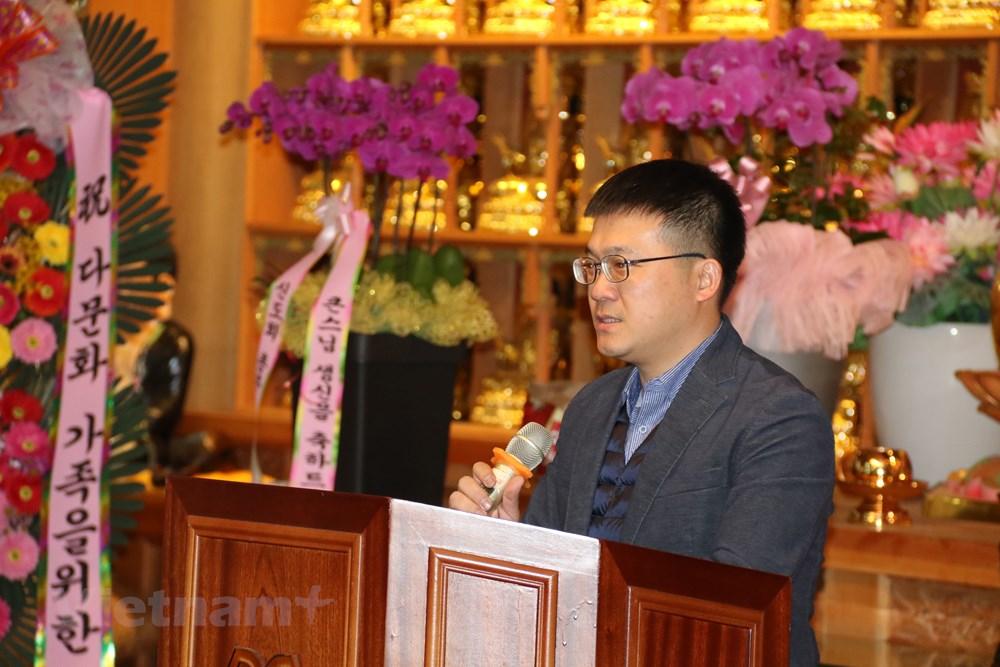 Hội Phật tử Việt Nam tại Hàn Quốc tổ chức đón Tết sớm cho cộng đồng - 2