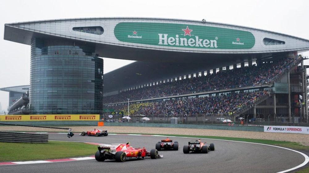 Trung Quốc có thể hoãn chặng đua xe F1 Thượng Hải do virus Corona