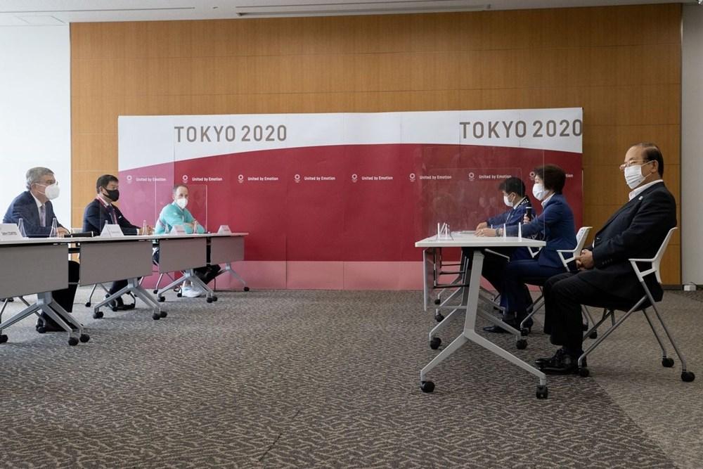 Olympic Tokyo: Chu tich IOC danh gia cao no luc chuan bi cua Nhat Ban hinh anh 1