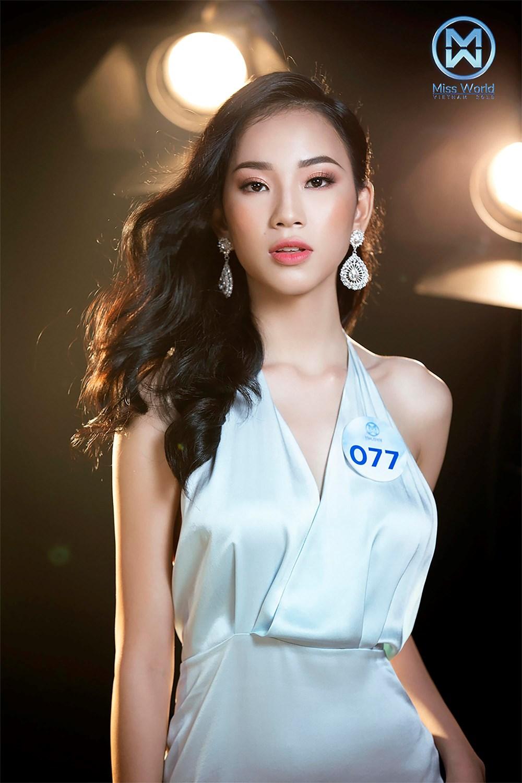 Miss World Viet Nam 2019: Ngam nhan sac 34 thi sinh dep nhat phia Nam hinh anh 11