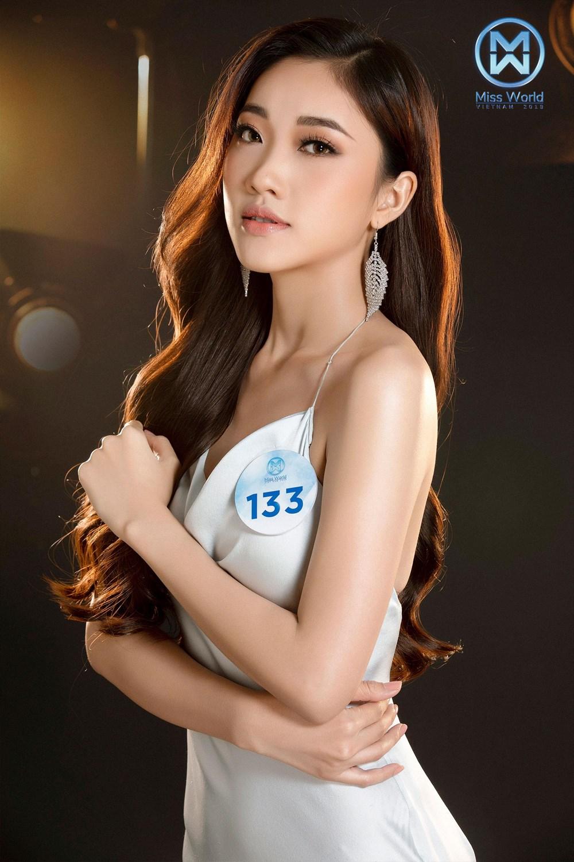 Miss World Viet Nam 2019: Ngam nhan sac 34 thi sinh dep nhat phia Nam hinh anh 12