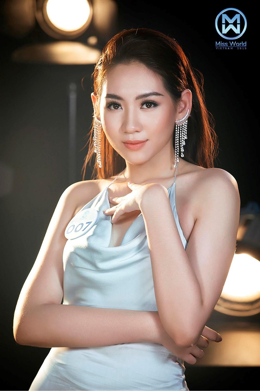 Miss World Viet Nam 2019: Ngam nhan sac 34 thi sinh dep nhat phia Nam hinh anh 14