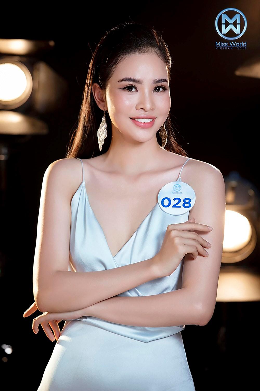 Miss World Viet Nam 2019: Ngam nhan sac 34 thi sinh dep nhat phia Nam hinh anh 16