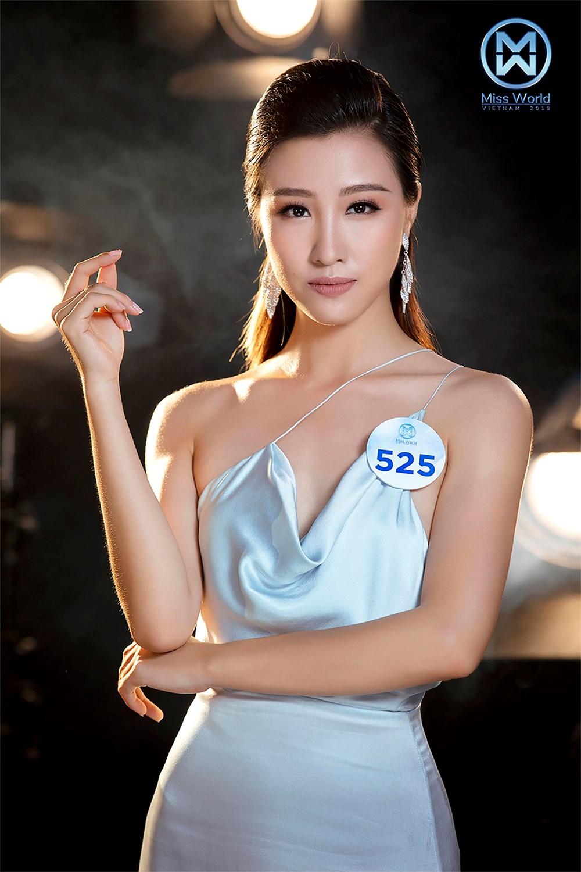 Miss World Viet Nam 2019: Ngam nhan sac 34 thi sinh dep nhat phia Nam hinh anh 17