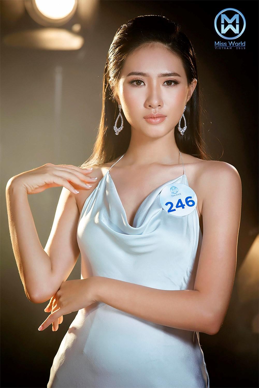 Miss World Viet Nam 2019: Ngam nhan sac 34 thi sinh dep nhat phia Nam hinh anh 19