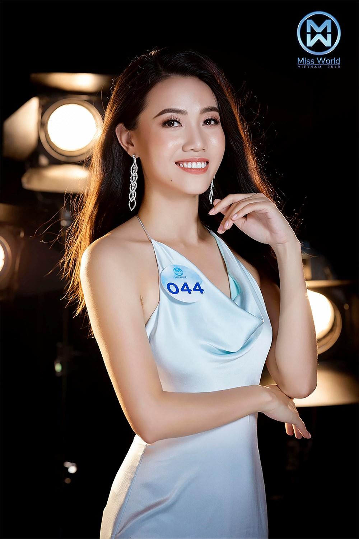 Miss World Viet Nam 2019: Ngam nhan sac 34 thi sinh dep nhat phia Nam hinh anh 22