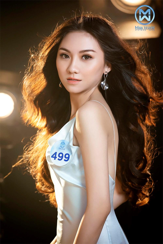Miss World Viet Nam 2019: Ngam nhan sac 34 thi sinh dep nhat phia Nam hinh anh 24
