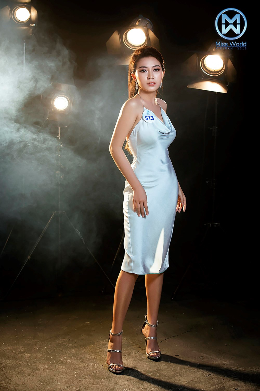 Miss World Viet Nam 2019: Ngam nhan sac 34 thi sinh dep nhat phia Nam hinh anh 25