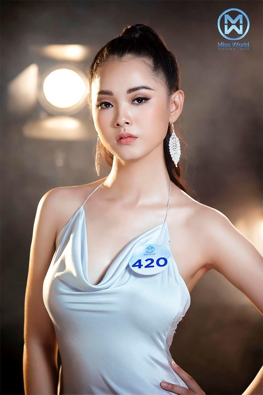 Miss World Viet Nam 2019: Ngam nhan sac 34 thi sinh dep nhat phia Nam hinh anh 30