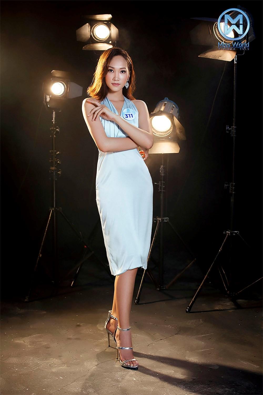 Miss World Viet Nam 2019: Ngam nhan sac 34 thi sinh dep nhat phia Nam hinh anh 31