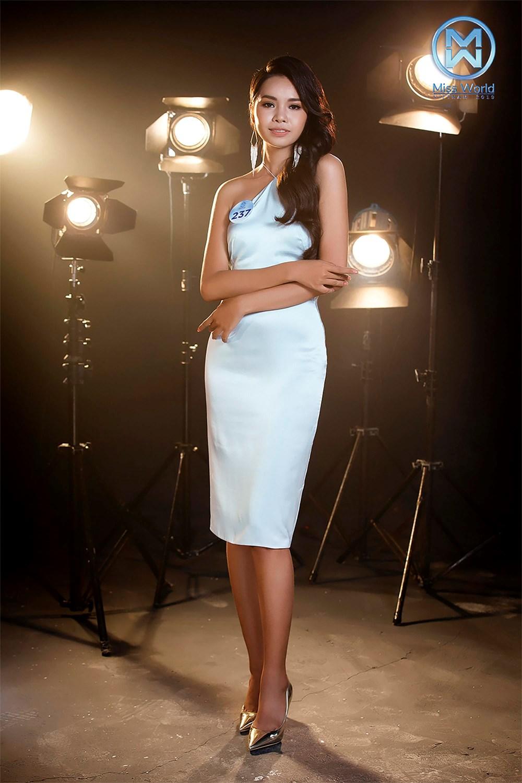 Miss World Viet Nam 2019: Ngam nhan sac 34 thi sinh dep nhat phia Nam hinh anh 35