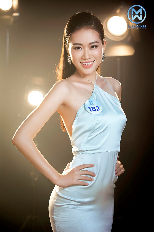 Miss World Viet Nam 2019: Ngam nhan sac 34 thi sinh dep nhat phia Nam hinh anh 8