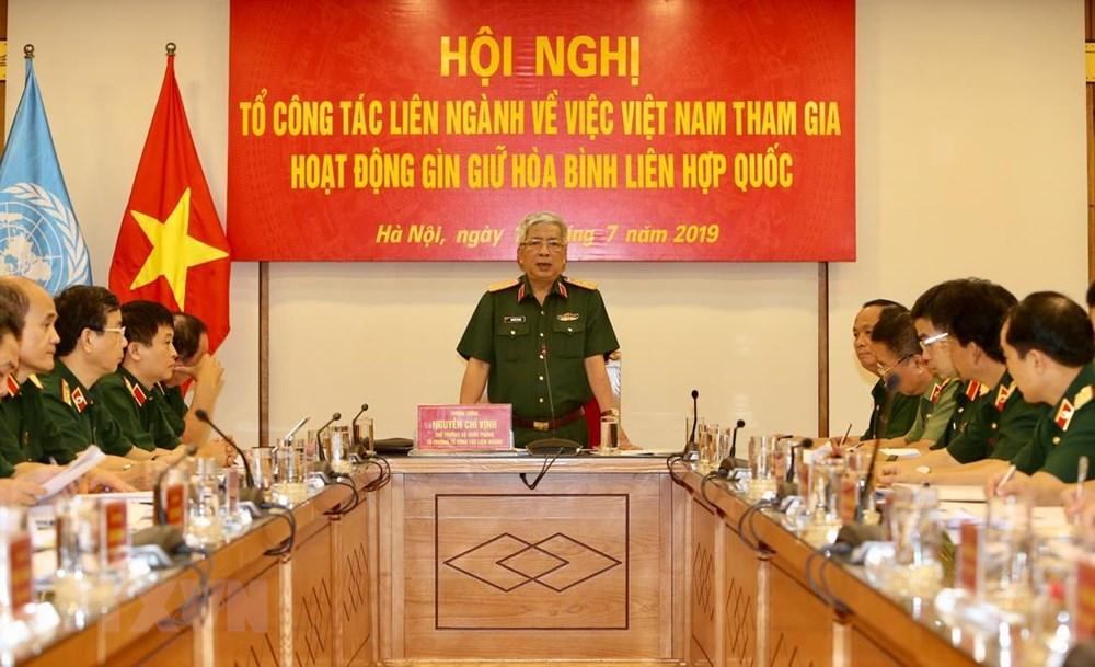 Việt Nam xem xét cử lực lượng dân sự tham gia gìn giữ hòa bình