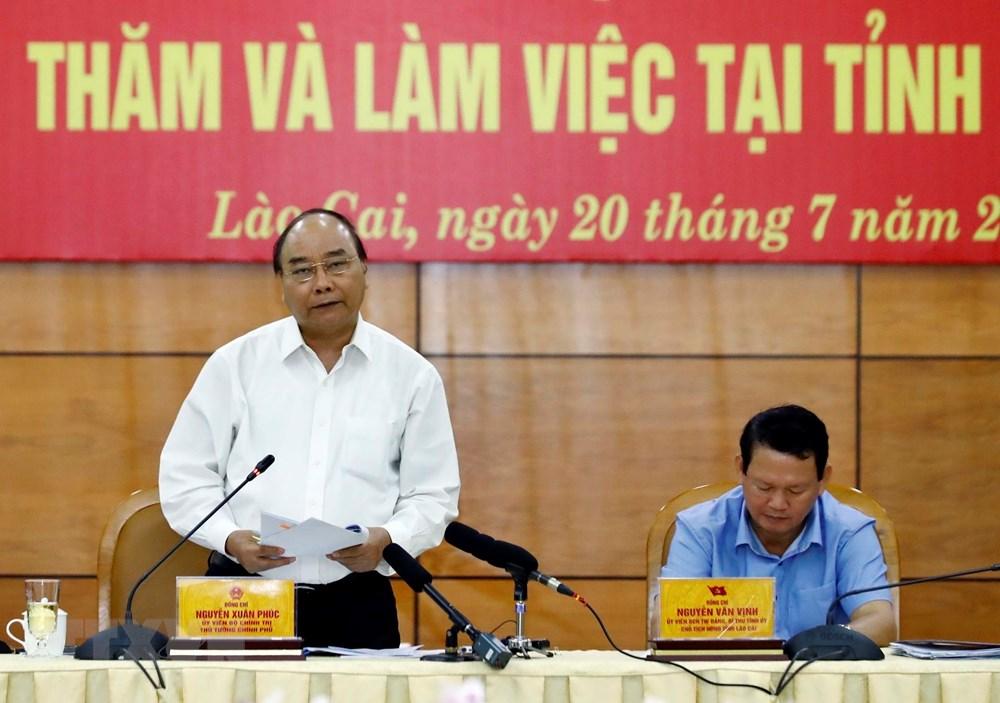 Lao Cai can huong toi muc tieu vao top 15 tinh phat trien cua ca nuoc hinh anh 1