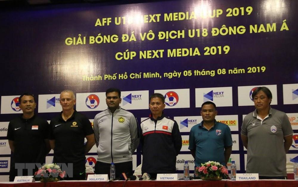 Giải bóng đá vô địch U18 Đông Nam Á: Sân chơi của lứa cầu thủ trẻ