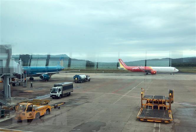 Mưa lớn ở Phú Quốc, đảm bảo an toàn cho người dân và du khách