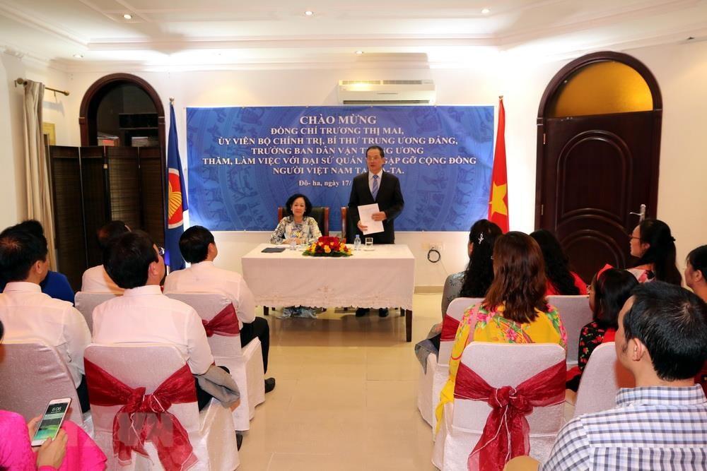 'Kiều bào là bộ phận ruột thịt không tách rời của dân tộc Việt Nam' - 1