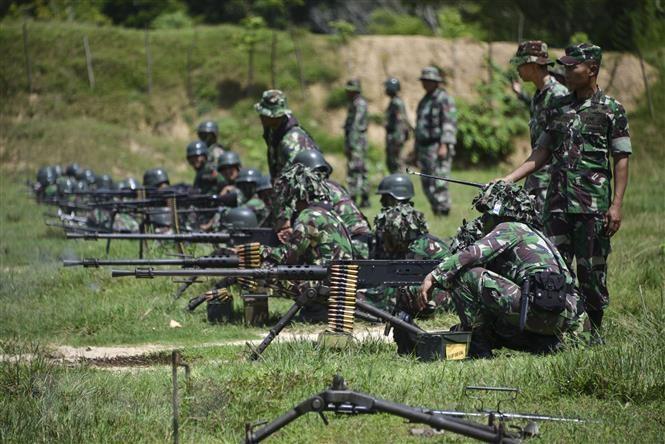 Indonesia thiết lập 4 căn cứ quân sự mới ở khu vực phía Đông