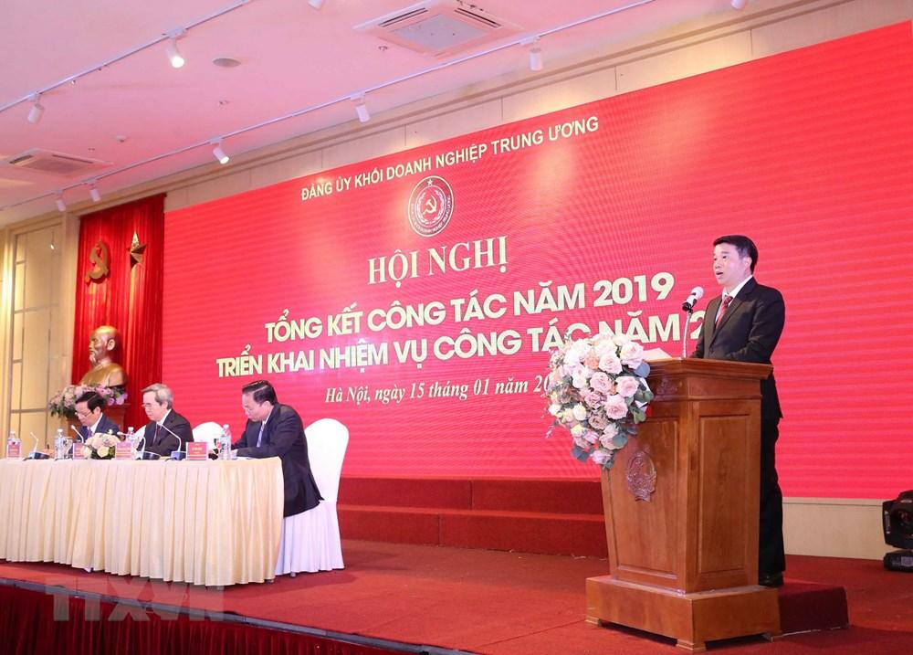 Đảng ủy Khối Doanh nghiệp Trung ương đã thi hành kỷ luật 284 đảng viên - 1