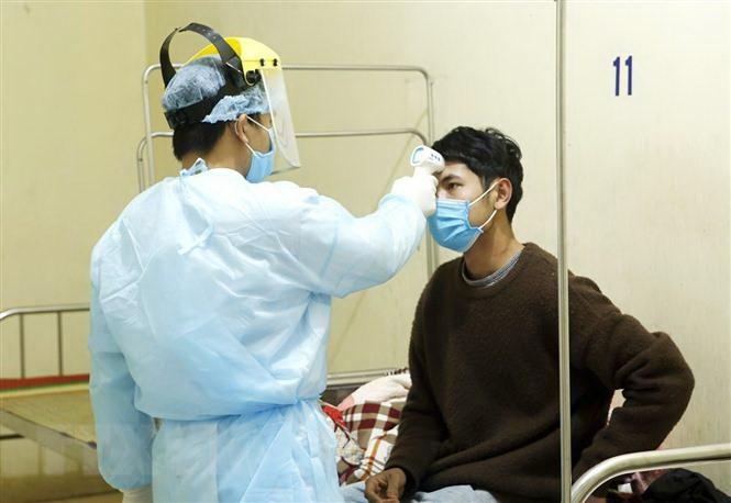 Vĩnh Phúc liên tục kiểm tra công tác phòng, chống dịch bệnh nCoV - 1