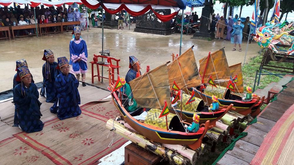 Lễ Khao lề thế lính Hoàng Sa: Bằng chứng khẳng định chủ quyền Việt Nam - 1