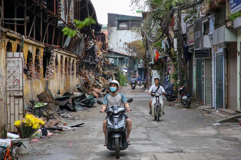 Cháy kho Rạng Đông: Chưa phát hiện thủy ngân trong các mẫu đất - 2