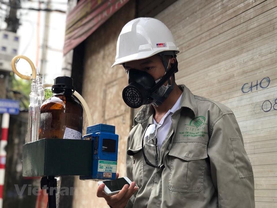 Cháy kho Rạng Đông: Chưa phát hiện thủy ngân trong các mẫu đất - 1