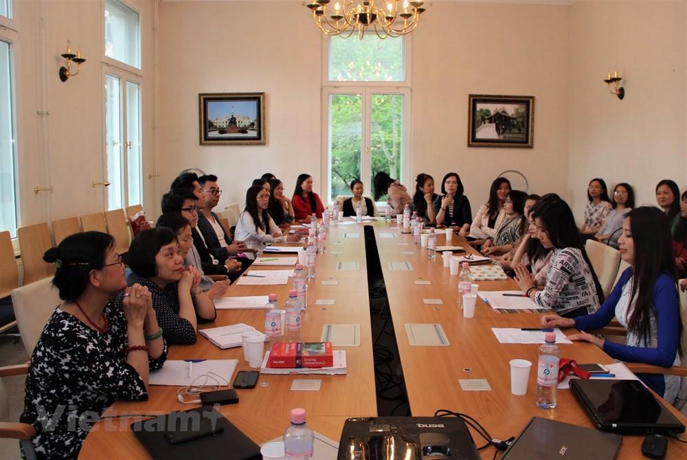 Tổ chức tọa đàm về các phương pháp giảng dạy tiếng Việt tại Đức - 3
