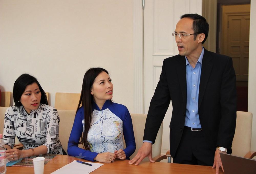 Tổ chức tọa đàm về các phương pháp giảng dạy tiếng Việt tại Đức - 2