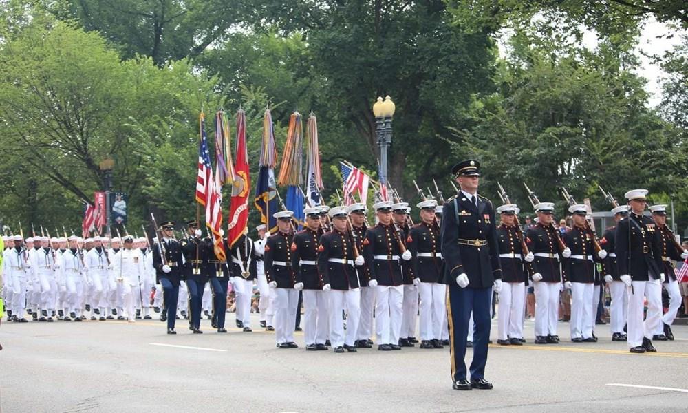 [ẢNH] Người dân Mỹ tưng bừng kỷ niệm Ngày Quốc khánh - 6