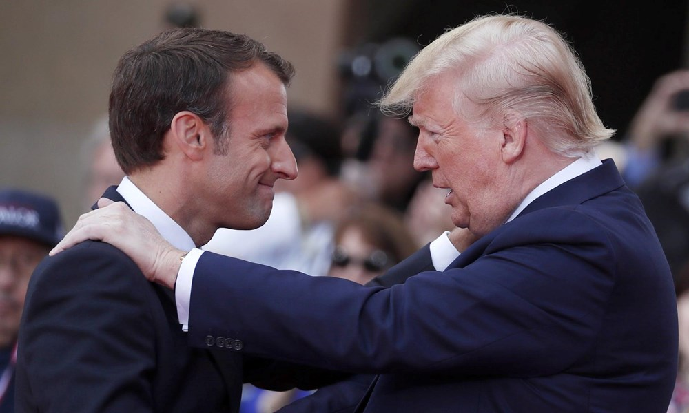 Tổng thống Pháp đề xuất kế hoạch xoa dịu căng thẳng với Iran