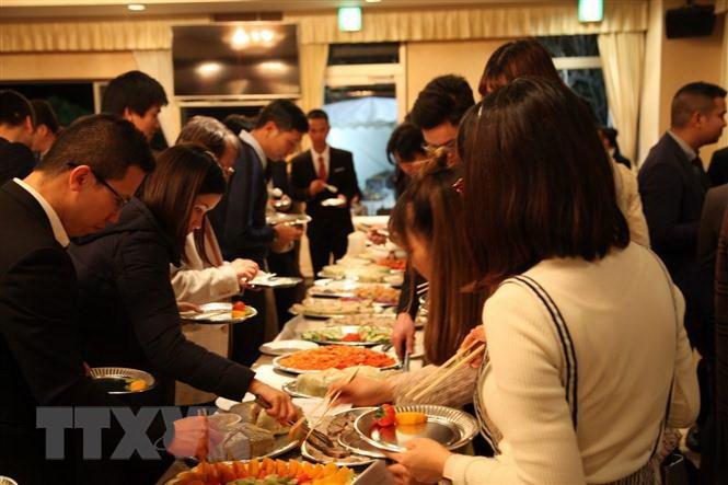 Cộng đồng người Việt ở Nhật Bản gặp mặt mừng Xuân Canh Tý 2020 - 2