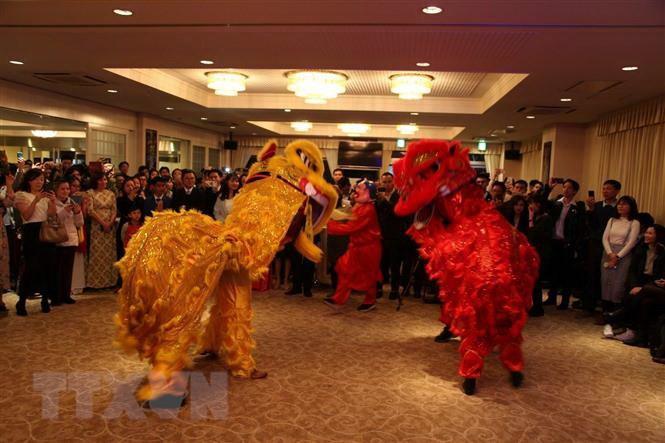 Cộng đồng người Việt ở Nhật Bản gặp mặt mừng Xuân Canh Tý 2020