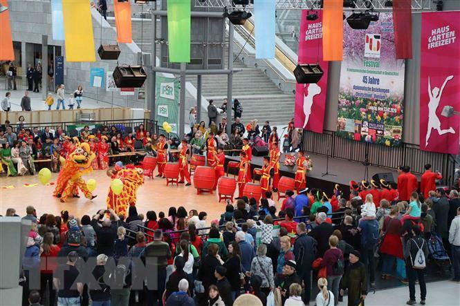Festival kỷ niệm 45 năm thiết lập quan hệ ngoại giao Việt Nam-Đức - 2