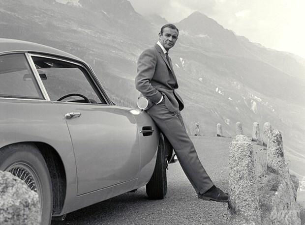 Nhung dieu thu vi ve diep vien nguoi Anh James Bond hinh anh 2