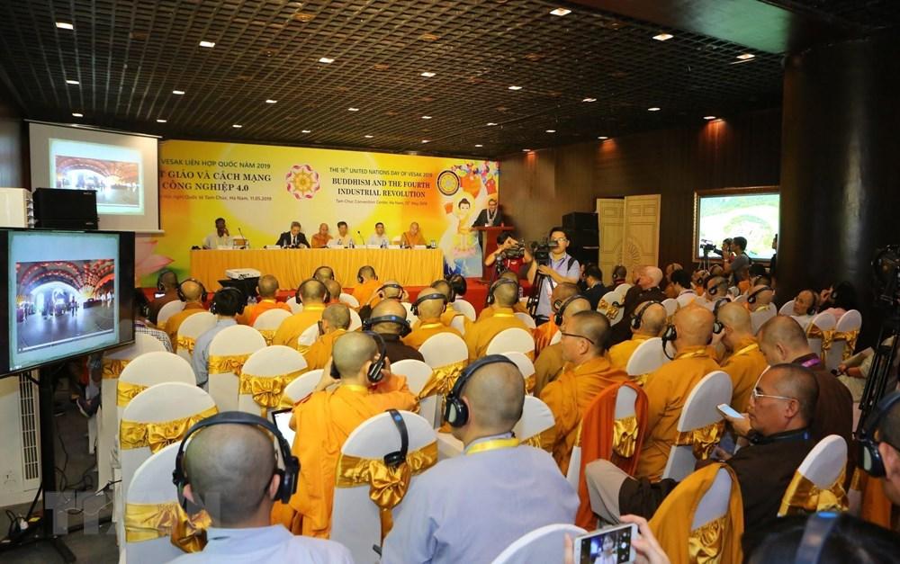Dai le Vesak 2019: Phat giao va cach mang cong nghiep 4.0 hinh anh 2