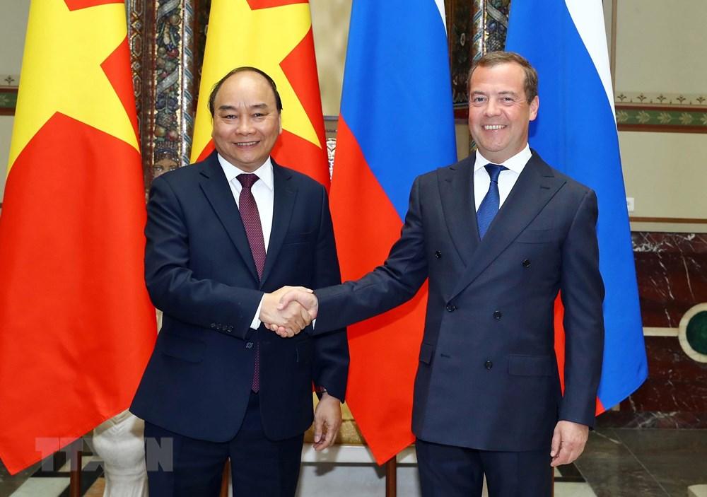 Thủ tướng kết thúc tốt đẹp thăm chính thức Nga, Na Uy và Thụy Điển - 1