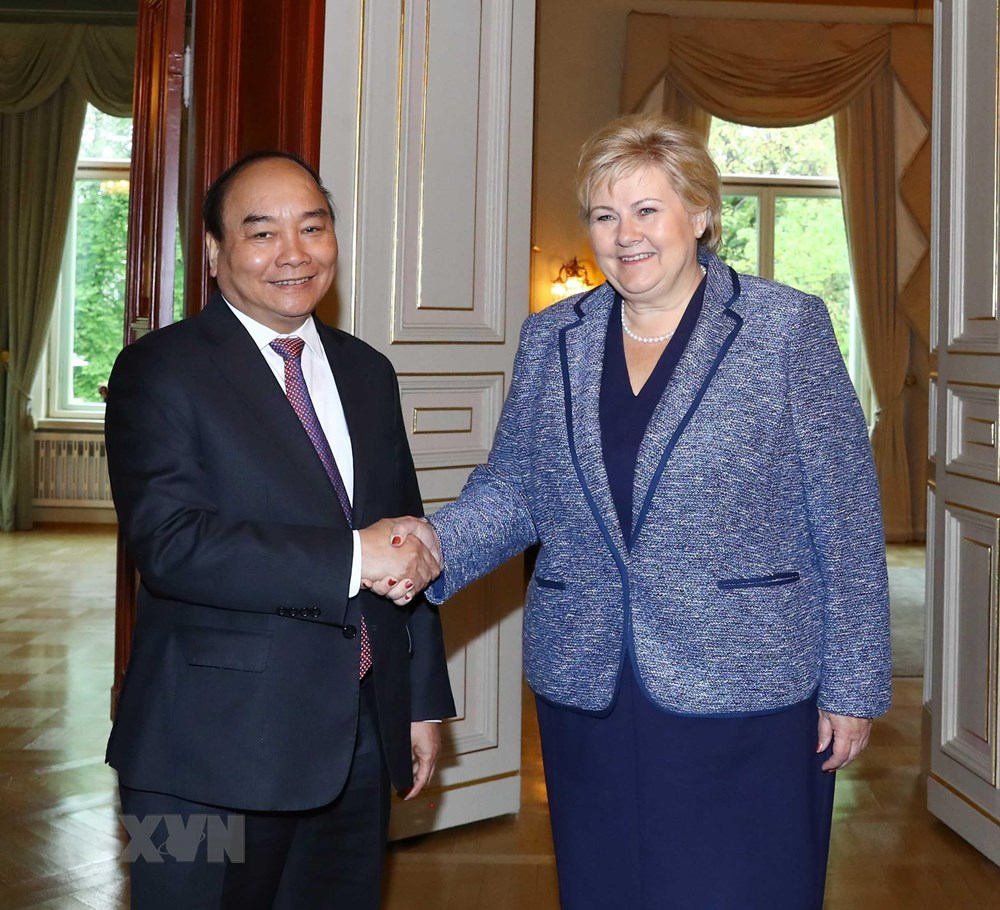 Thủ tướng kết thúc tốt đẹp thăm chính thức Nga, Na Uy và Thụy Điển - 2