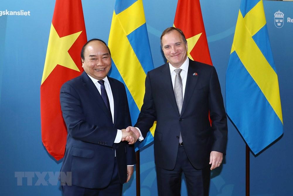 Thủ tướng kết thúc tốt đẹp thăm chính thức Nga, Na Uy và Thụy Điển - 3