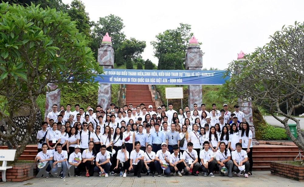 Hành trình ý nghĩa của Trại Hè Việt Nam tại ATK Định Hóa