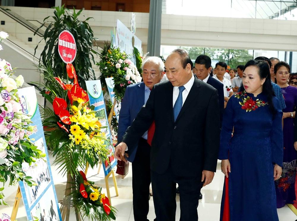 Thủ tướng dự Lễ kỷ niệm 50 năm thành lập Bệnh viện nhi Trung ương - 6