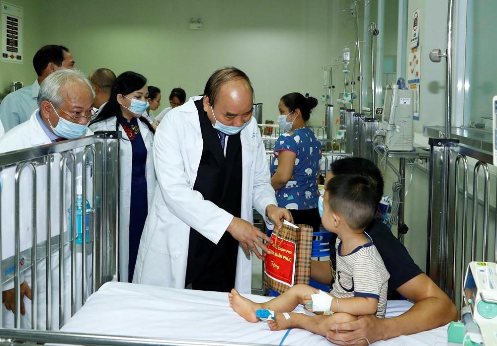 Thủ tướng dự Lễ kỷ niệm 50 năm thành lập Bệnh viện nhi Trung ương - 3