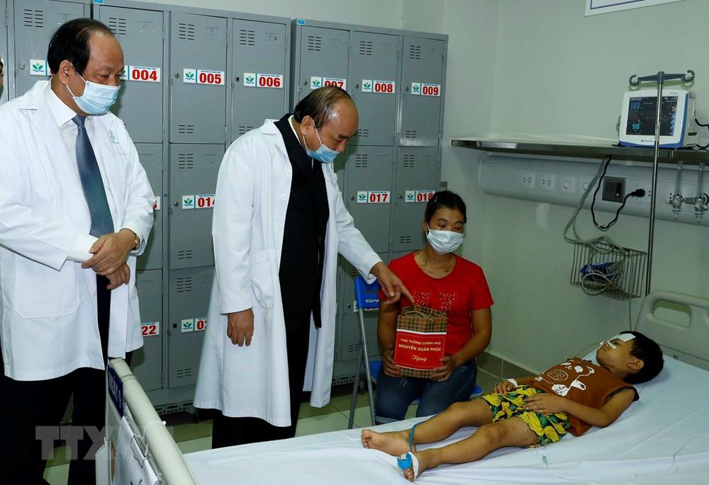 Thủ tướng dự Lễ kỷ niệm 50 năm thành lập Bệnh viện nhi Trung ương - 4