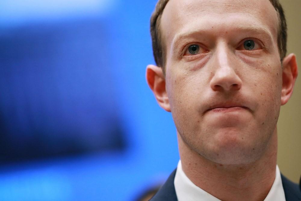 Zuckerberg: Chính phủ Mỹ không nên 'giáng búa tạ' vào Facebook